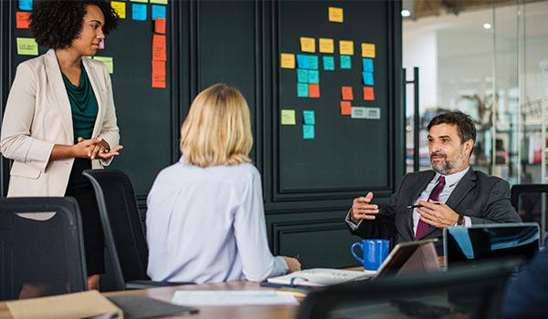 Management gap on training activation